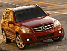Коды красок Mercedes