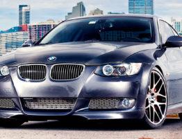 Коды красок BMW
