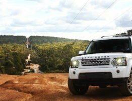 Коды красок Land Rover